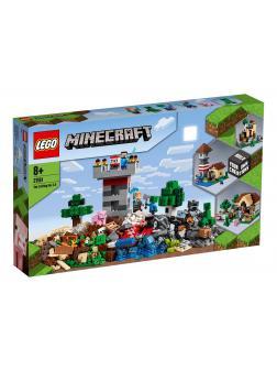 Конструктор LEGO Minecraft «Набор для творчества 3.0» 21161 / 564 детали