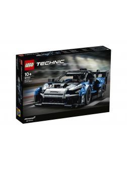 Конструктор LEGO Technic 42123 «McLaren Senna GTR» 830 деталей