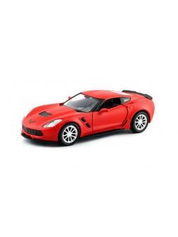 Машинка металлическая Uni-Fortune RMZ City 1:32 Chevrolet Corvette Grand Sport