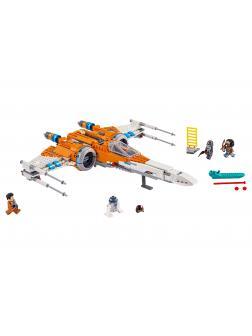 Конструктор «Истребитель типа Х По Дамерона» 60019 (Star Wars 75273) 761 деталь