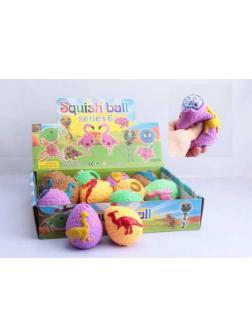 Игрушка-антистресс Junfa Dinosaur Egg Мялка &