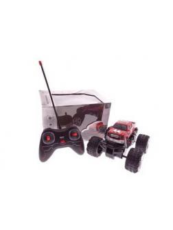 Машинка на радиоуправлении JUNFA трюковая 22х15х14,5 см