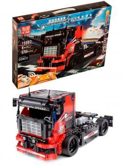 Конструктор Mould King «Грузовик Racing Truck» 15002 / 570 деталей