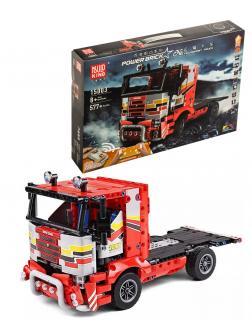 Конструктор Mould King «Грузовик Transport Truck» на радиоуправлении 15003 / 577 деталей