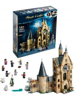 Конструктор «Часовая башня Хогвартса» 80025 (Harry Potter 75948) / 922 детали