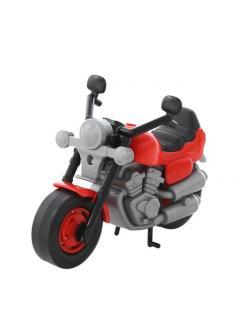 Мотоцикл гоночный 24,7х13х17 см