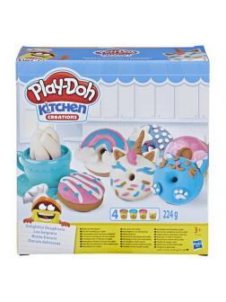 Набор для творчества Hasbro Play-Doh для лепки Выпечка и пончики