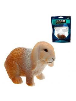 Фигурка мини-животного в пакетике. Кролик, в ассортименте 6 видов.