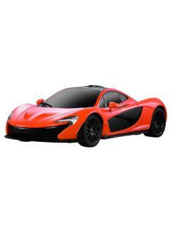 Машинка на радиоуправлении RASTAR McLaren P1, цвет оранжевый 40MHZ, 1:24