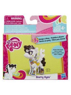 Фигурка Hasbro My Little Pony Базовая пони. Создай свою пони