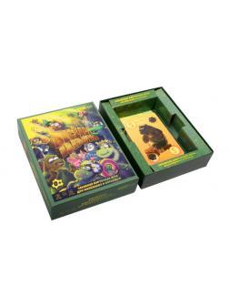 Игра настольная карточная Веселые зверята (обучающая, тактическая, семейная)