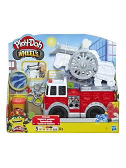 Набор для творчества Hasbro Play-Doh для лепки Пожарная Машина