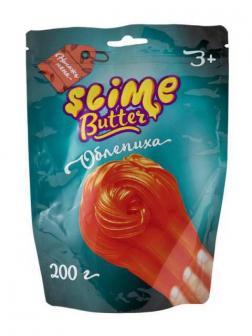 Слайм Slime Butter с ароматом облепихи, 200 г