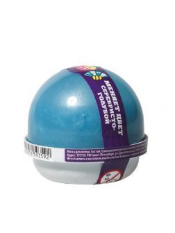 Жвачка для рук Nano gum серебристо-голубой&