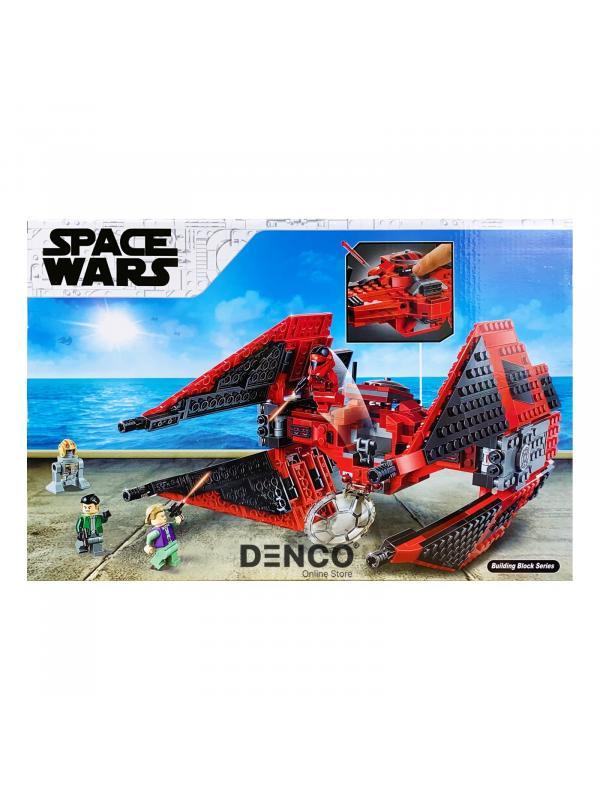 Конструктор LARI «Истребитель СИД майора Вонрега» 11422 (Star Wars 75240) 514 деталей