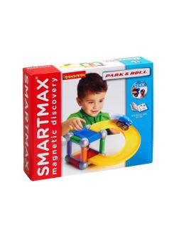 Конструктор магнитный SmartMax Bondibon Специальный набор:Паркинг