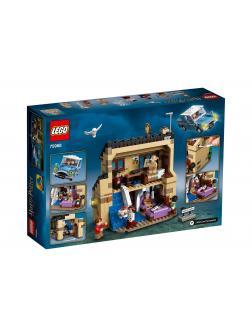 Конструктор LEGO Harry Potter «Тисовая улица, дом 4» 75968 / 797 деталей