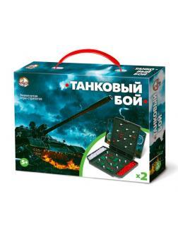 Настольная игра Десятое королевство Танковый бой (мини)