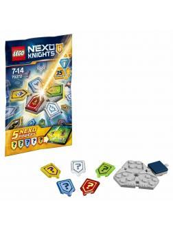 Конструктор LEGO Nexo Knights «Комбо NEXO Силы» 1 полугодие, 70372 / 10 деталей