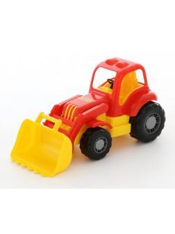 Трактор-погрузчик Силач