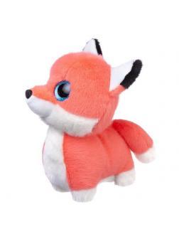 Глазастики. Лисичка рыжая,18см