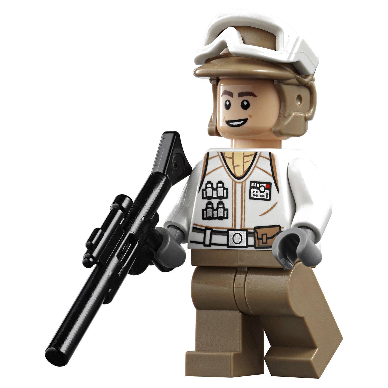 Конструктор Lari «Защита базы Эхо» 11423 (Star Wars 75241) 534 деталей