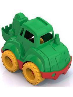 Трактор малый ШКОДА: новый цвет
