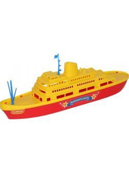 Корабль Трансатлантик 46,3х9,2х13,5 см.