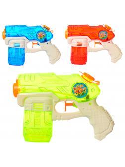Водный пистолет Junfa «Super Water Gun» 140 мл. 981 / Микс