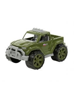 Автомобиль военный джип Легион 1