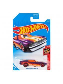 Машинка Базовая модель Hot Wheels «'71 Mustang Funny Car» 8/10