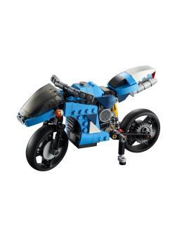 Конструктор LEGO Creator 3в1 «Супербайк» 31114 / 236 деталей