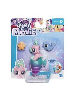 Фигурка Hasbro My Little Pony Movie Мерцание Пони малыши-гипогрифы (пони-подружки)