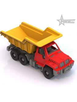 Машина грузовик самосвал большой &