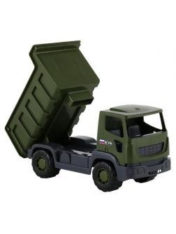 Автомобиль военный самосвал Агат