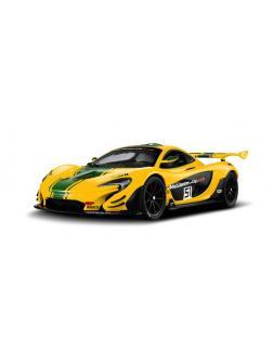 Машинка на радиоуправлении RASTAR McLaren P1 GTR, цвет жёлтый 27MHZ, 1:14