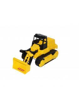 Трактор гусеничный - погрузчик 44,5х22х23 см