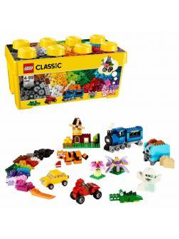 Конструктор LEGO Classic «Набор для творчества среднего размера» 10696 / 484 детали