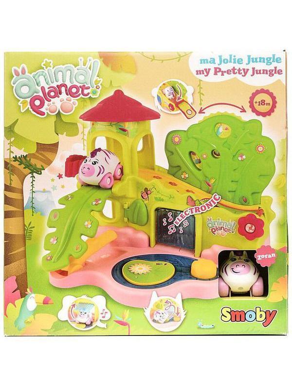 Домик в джунглях, Animal Planet-Jungle, 38*30*27 см.