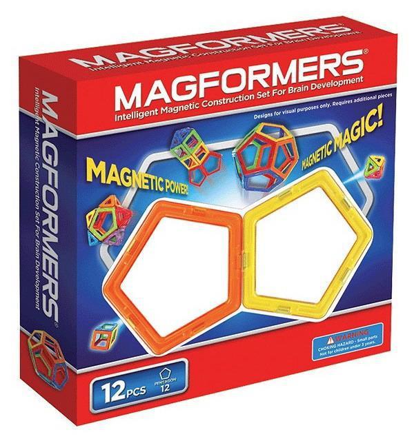 Магформерс 12