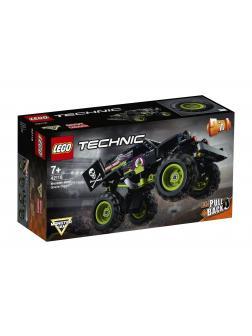 Конструктор LEGO Technic «Monster Jam Grave Digger» 42118 / 212 деталей