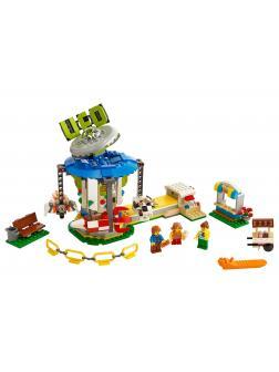 Конструктор LEGO Creator 3в1 «Ярмарочная карусель» 31095 / 595 деталей