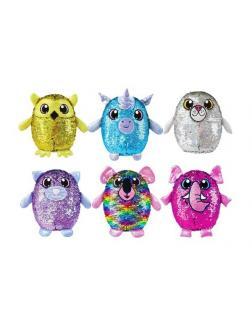 Мягкая игрушка Beverly Hills Teddy Bear Shimmeez (Шиммиз) серия2, плюшевые фигурки животных в пайетках, 20 см, 6 видов