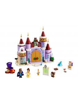Конструктор LEGO Disney Princess «Зимний праздник в замке Белль» 43180 / 238 деталей