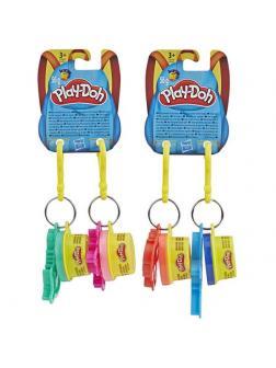 Набор для творчества Hasbro Play-Doh Масса для лепки с 2-мя брелками