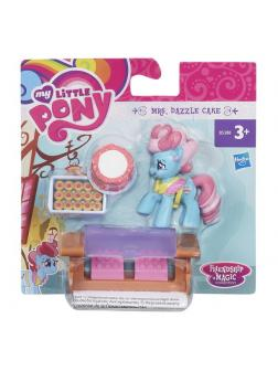 Фигурка Hasbro My Little Pony Коллекционные пони с аксессуарами