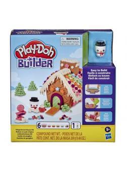 Набор для творчества Hasbro Play-Doh Пряничный домик
