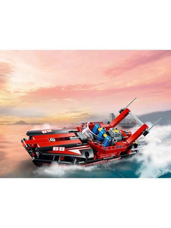 Конструктор LEGO Technic «Моторная лодка» 42089, 174 детали