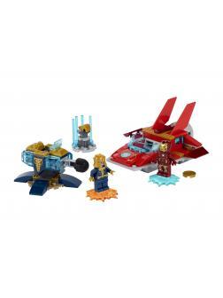 Конструктор LEGO Super Heroes «Железный Человек против Таноса» 76170 / 103 детали