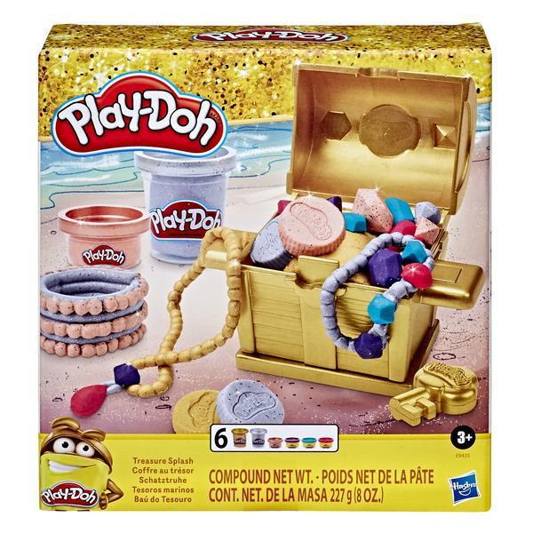 Набор для творчества Hasbro Play-Doh Поиск Сокровищ